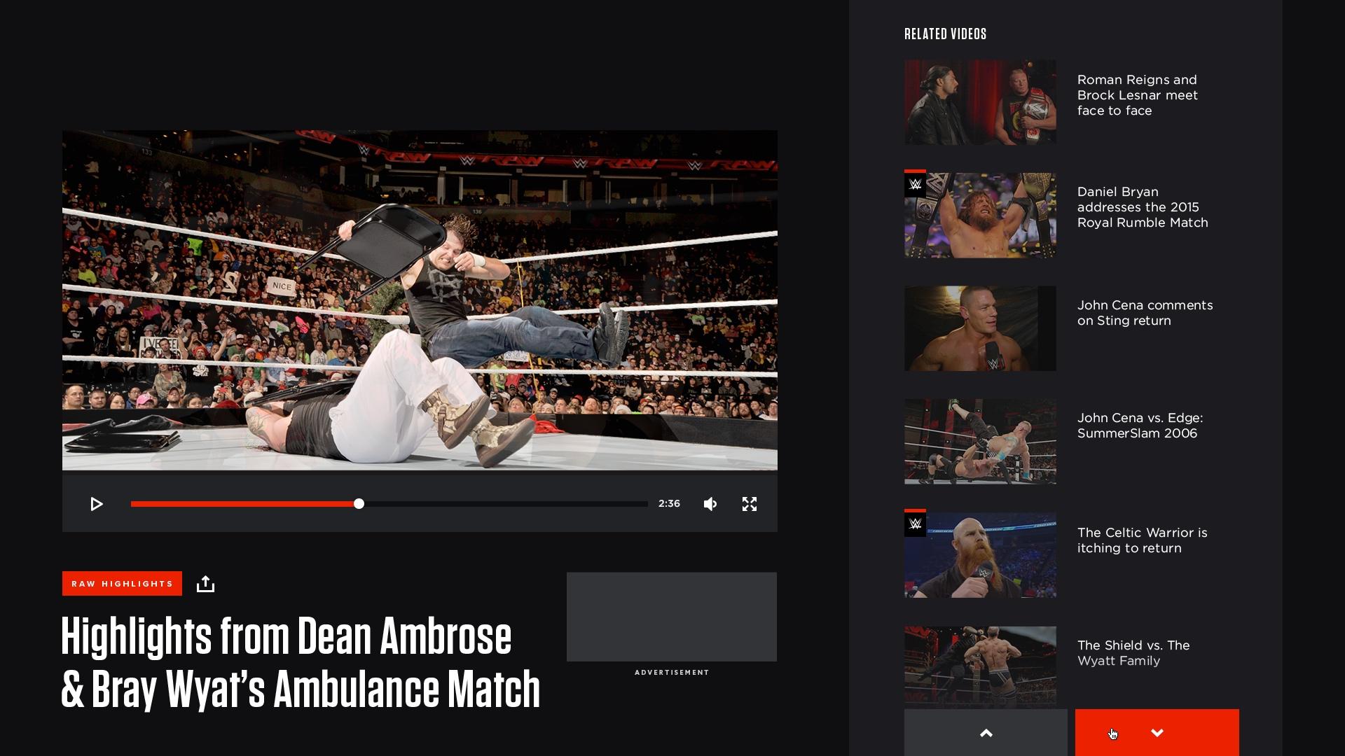 WWE – 3