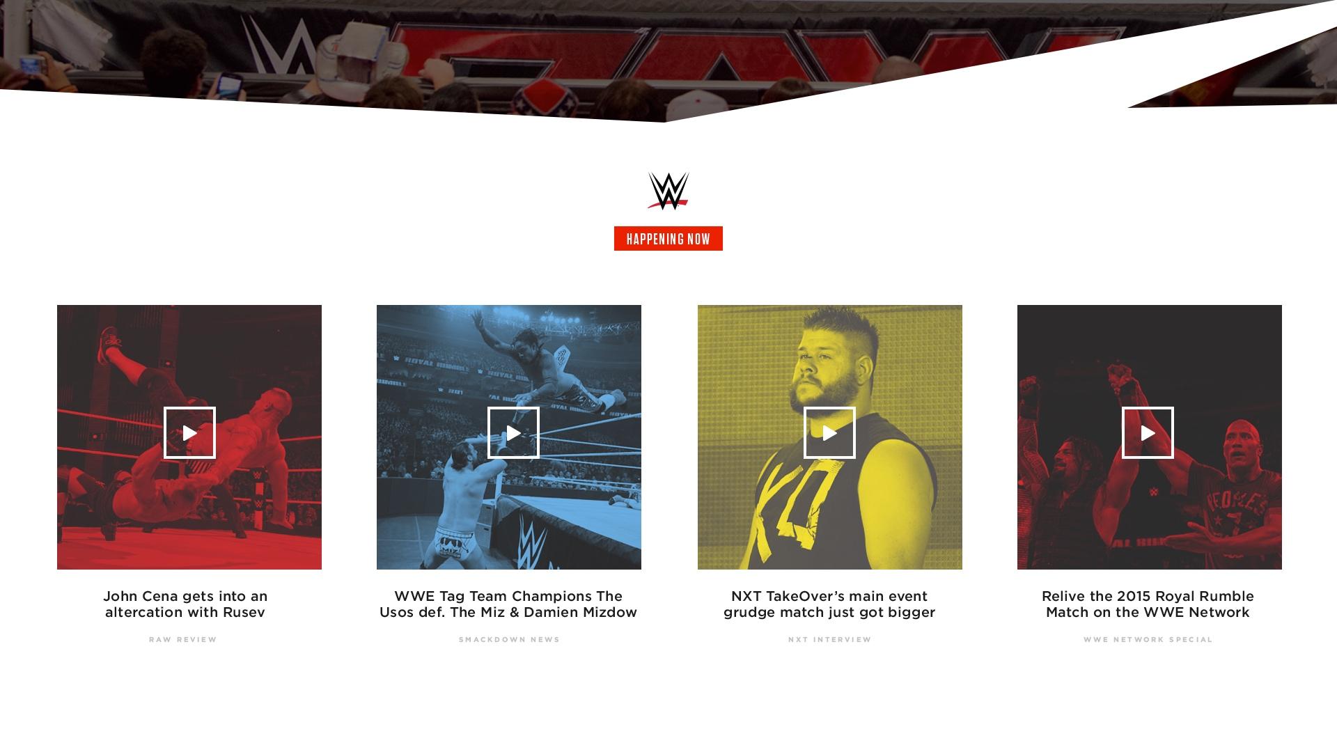 WWE – 5