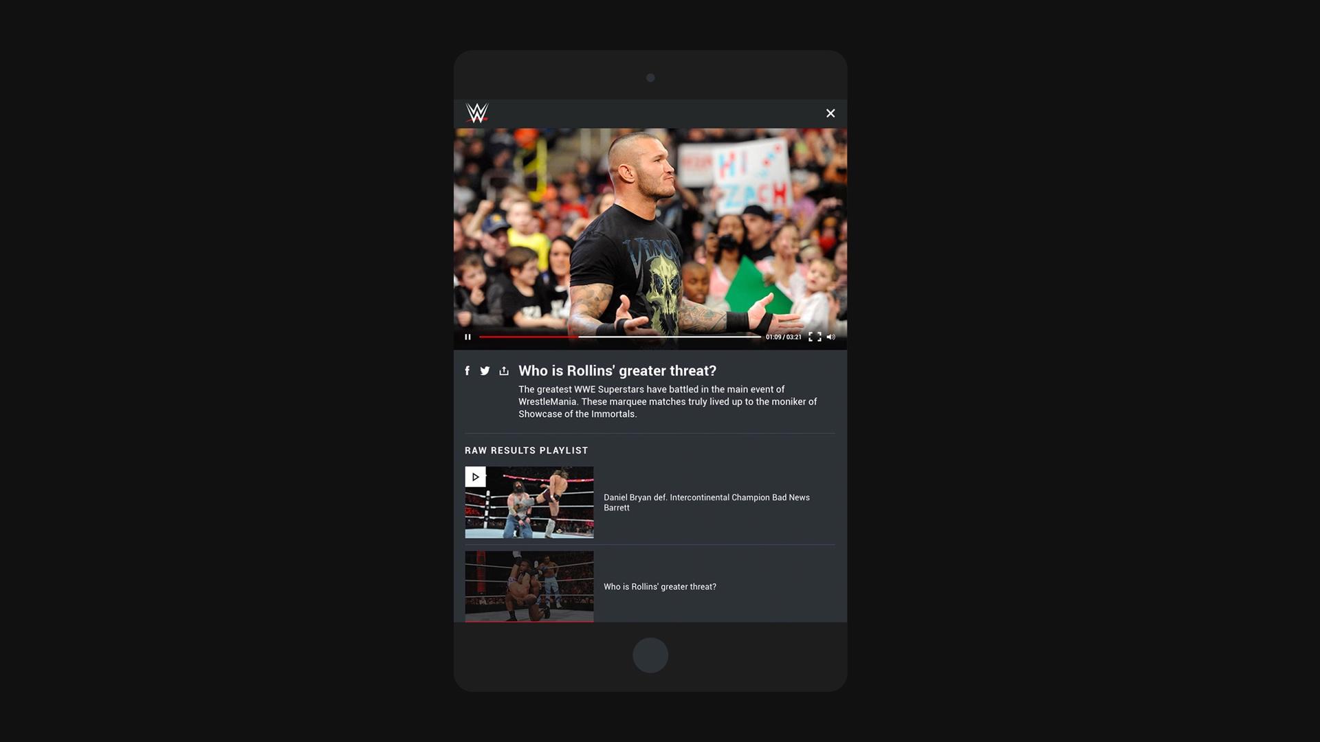 WWE – 7